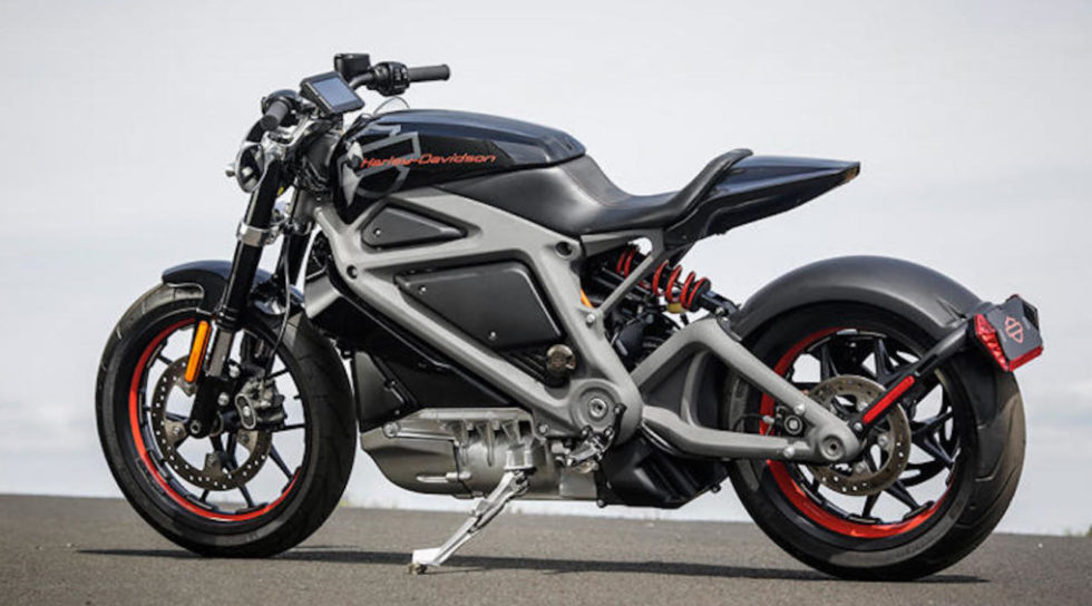 Wollen wir das? Die erste Elektro-Harley kommt 2019