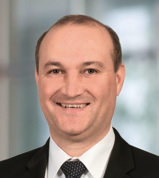 Claus Bürkle, Bauingenieur und Infrastrukturexperte bei Drees & Sommer.