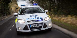 Ford plant Polizeiautos, die automatisch Knöllchen ausstellen
