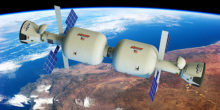 Bigelows aufblasbares Weltraumhotel nimmt erste Reservierungen entgegen