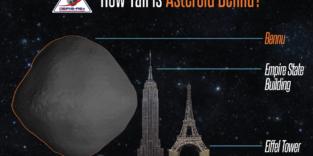 Nasa will Killer-Asteroid Bennu aus der Bahn werfen