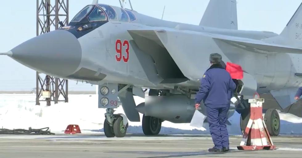 Russland testet Mach 10 schnelle Atomrakete mit Nuklearantrieb