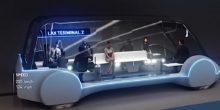Jetzt sollen autonome Busse durch unterirdische Tunnel rasen