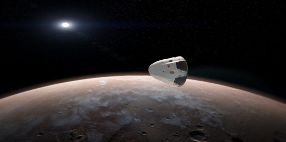 Elon Musks Marsrakete soll schon 2019 erstmals abheben