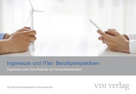 Sie wollen wissen, wen Personalentscheider in deutschen Unternehmen suchen und worauf Sie sich als Ingenieur vorbereiten sollten? Wir haben gefragt. Hier geht's zur kostenfreien Studie.