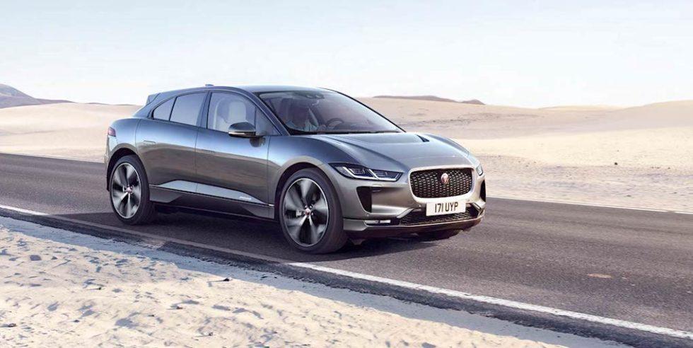 Der Elektro-SUV von Jaguar kommt 2018 auf den Markt – zum stolzen Preis von rund 75.000 Euro.