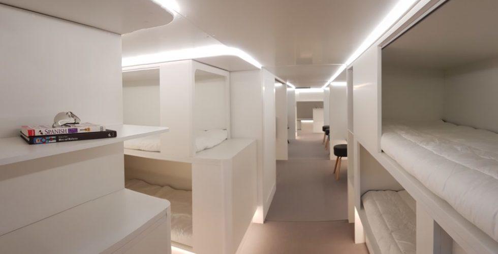 Airbus will Schlaf- und Bürocontainer im Frachtraum anbieten