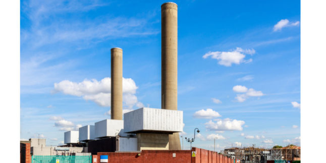 """""""Taylor's Lane Power Station"""" in London"""