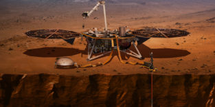 Mit Seismometer und Rammsonde das Mars-Innere erforschen