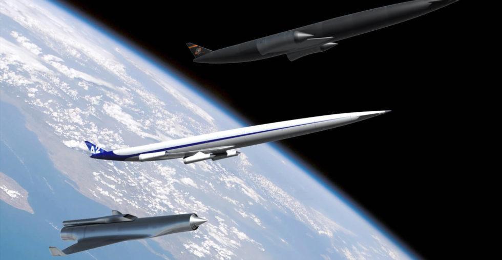 Skylon, das Flugzeug fürs All, wird in England gebaut
