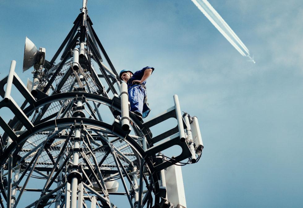 Die Telekom hat mit ihren Partnern 300 LTE-Basisstationen in den 28 EU-Mitgliedsstaaten sowie der Schweiz und Norwegen installiert.