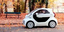 Jetzt rollt ein E-Auto aus dem 3D-Drucker auf den Markt