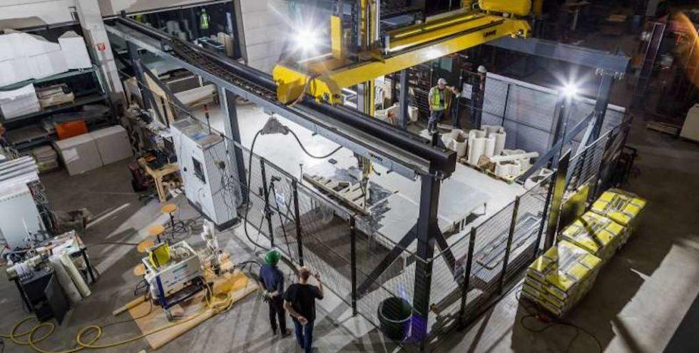 Individuell Wohnen im 3D-gedruckten Haus
