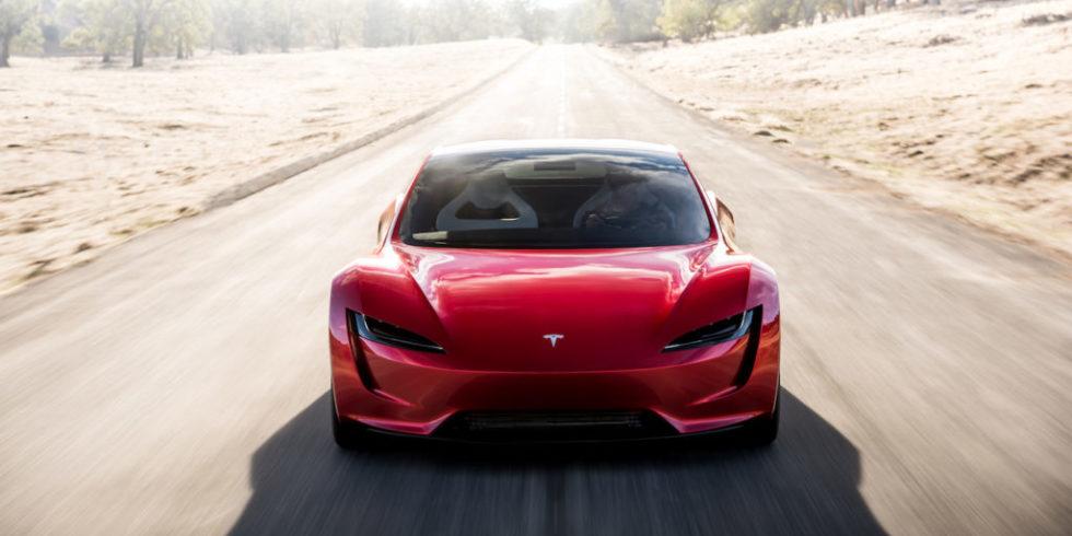 Der Tesla Roadster soll 2020 auf den Markt kommen. Ob die Coronakrise den Launch verzögert?