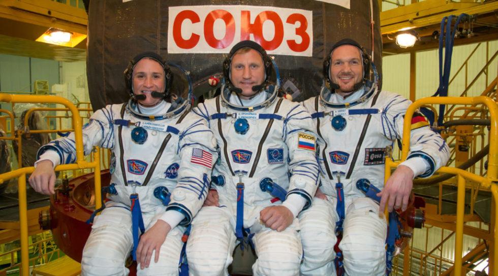 Countdown für Alexander Gerst: Zweiter Flug zur ISS