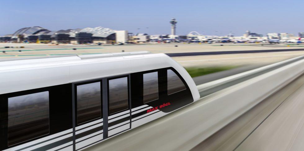 Bögl entwickelt Transrapid für Nahverkehr weiter