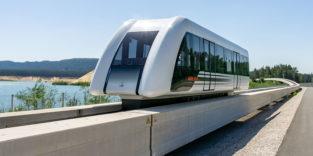 Bögl hat heimlich Transrapid für Nahverkehr weiterentwickelt