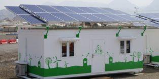 Mit Solarenergie der Hitze trotzen