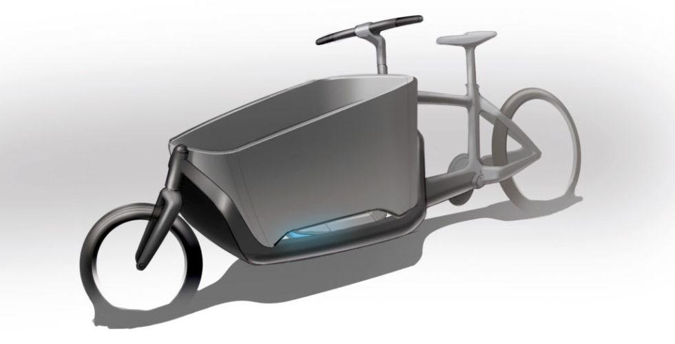Jetzt gibt es auch eine Brennstoffzelle für Lastenräder