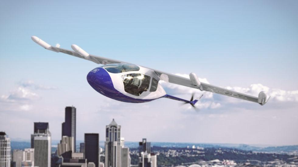 Rolls-Royce präsentiert elektrisches Flugtaxi mit 800 km Reichweite