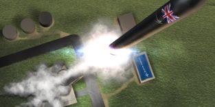 Briten planen Raketenstarts im Norden Schottlands