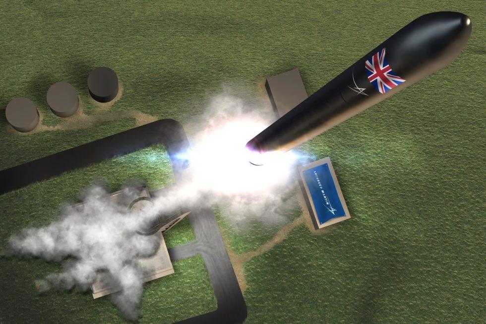 Gemeinsam mit dem US-Konzern Lockheed Martin baut Großbritannien auf der schottischen Halbinsel A'Mhoine im äußersten Norden Schottlands eine Startrampe für Raketen. Die ersten Starts sollen schon Anfang der 2020-er Jahre erfolgen.
