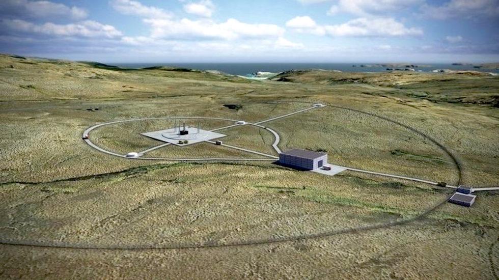 Ganz im Norden Schottlands will Großbritannien eine Startrampe für Raketen bauen, die Kleinsatelliten in eine Umlaufbahn bringen soll.