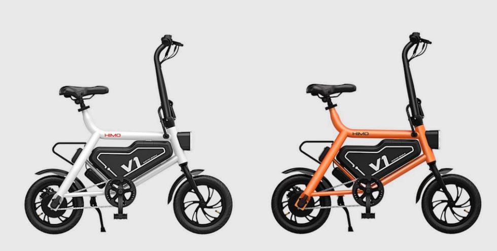 E-Bike zum Schleuderpreis: Himo kommt im Juli 2018 auf den chinesischen Markt. Für umgerechnet 230 Euro.
