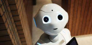 Humanoider Roboter Pepper