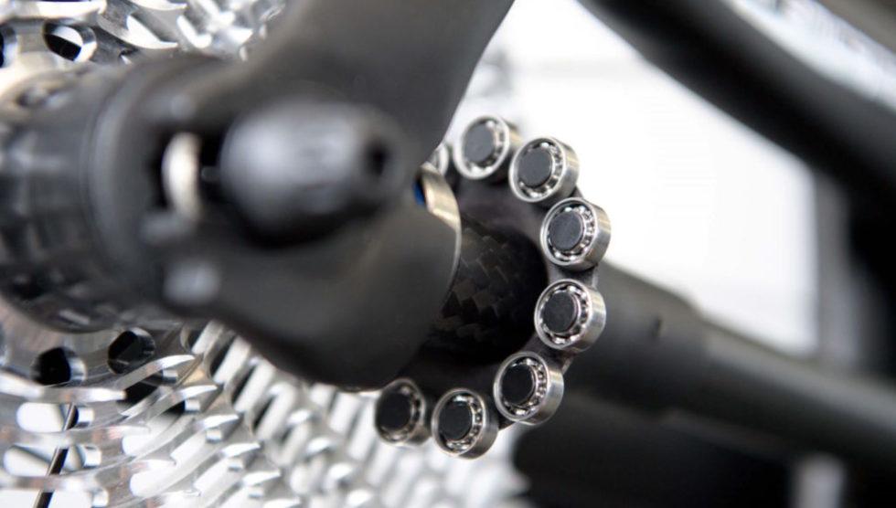 Neuer Fahrradantrieb aus Keramik bringt es auf 99 Prozent Effizienz