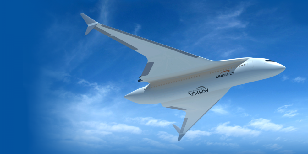 Aerodynamischer Schnellzug mit Spoilern braucht nur ein Drittel Strom