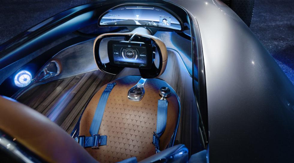 Mercedes: Elektrischer Silberpfeil bringt 750 PS auf die Straße