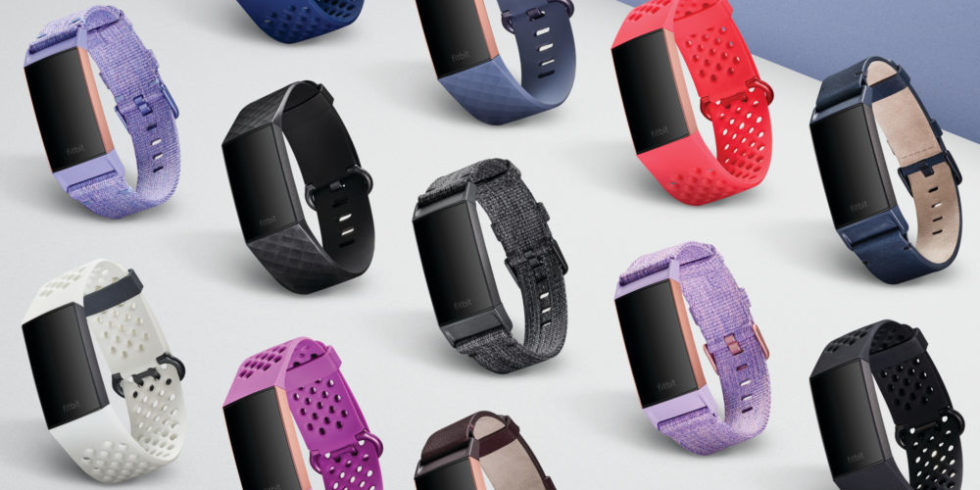 Fitbit Charge 3 Modelle