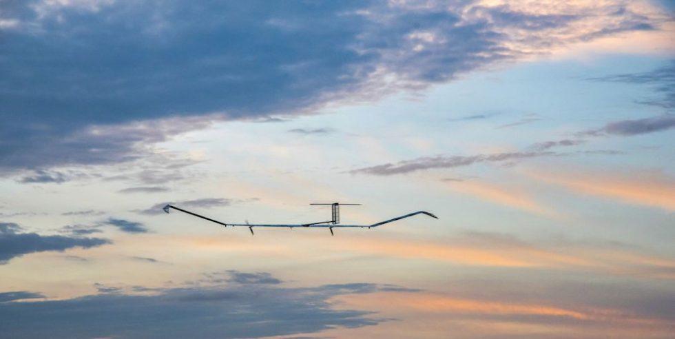 Der Zephyr, neuer Weltrekordhalter für Dauerflüge.