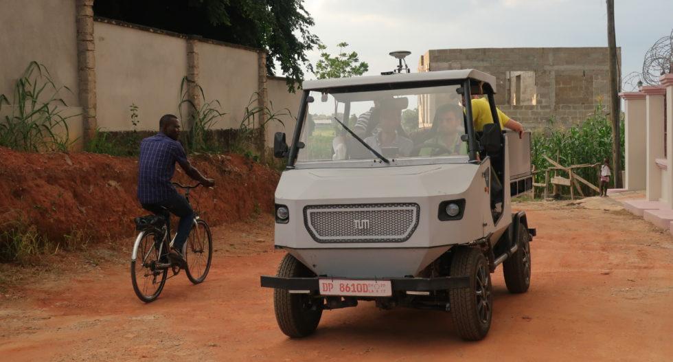 Dieser Elektrolaster für Afrika kostet weniger als 10.000 Euro