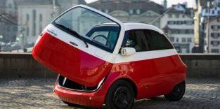 Die Elektroversion der legendären Isetta geht in Serie