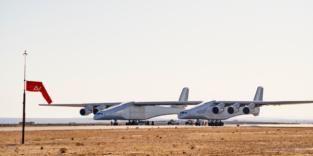 Stratolaunch will von riesigem Flugzeug Raketen ins All schicken