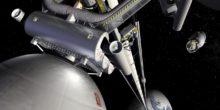 Japaner experimentieren auf der ISS mit Weltraum-Aufzug
