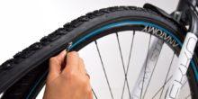 Reifen, bei dem das äußerste Profil abgenommen wird