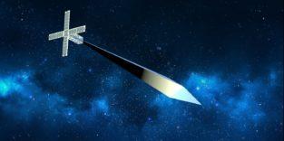 """Der """"Orbital Reflector"""" soll als erstes Kunstwerk um die Erde kreisen"""