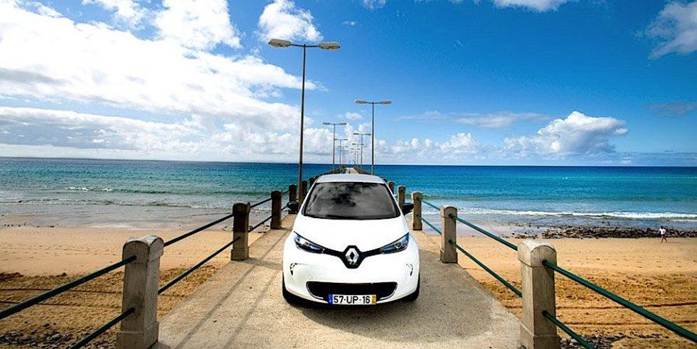 Portugiesische Insel soll völlig CO2-frei werden