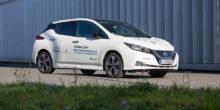 Der Nissan Leaf