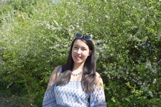 Isabella Jiang (20) absolviert gerade ein duales Studium.