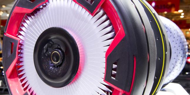 Hankook präsentiert neues Reifenkonzept