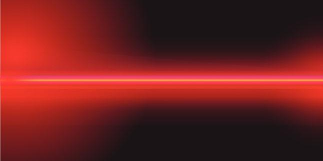 Symbolbild Laser