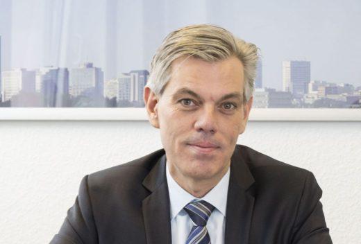 Stephan Riemenschneider, Personalleiter der HOCHTIEF Infrastructure GmbH.