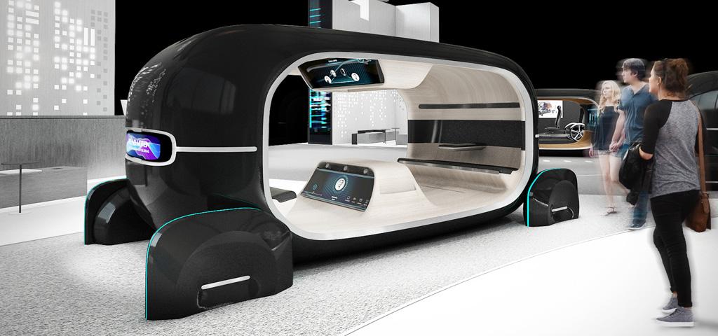 Konzept von Kia Motors