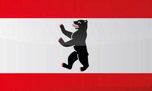 Länderflagge Berlin