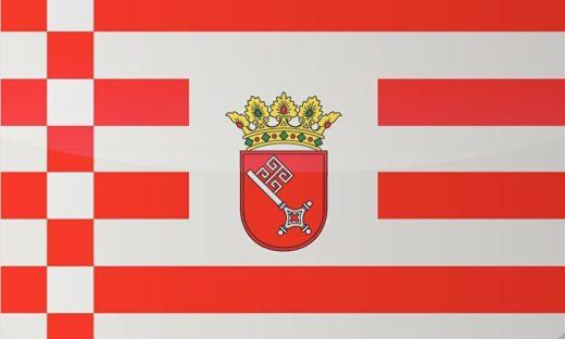 Länderflagge Bremen