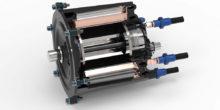 Neuartige Kühlung ermöglicht einen Elektromotor aus Kunststoff